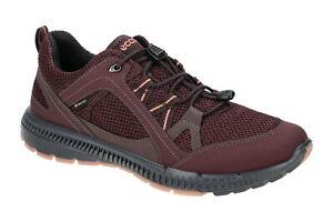 Ecco Schuhe TERRACRUISE II rot Damenschuhe Sportschuhe 84306351502 NEU