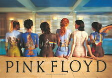 PINK FLOYD FLAGGE FAHNE ALBUM HISTORY BACK CATALOGUE POSTERFLAGGE POSTER FLAG