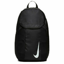 Nike Academy Team Sac à Dos de Football - Noir/Noir/Blanc (BA5501-010)