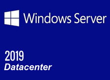 Server 2019 Data Center 64bit Genuine Key product lifetime code