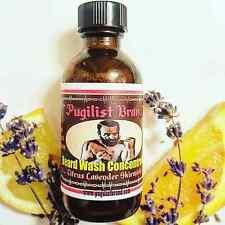 Beard Wash Concentrate by Pugilist Brand - Citrus Lavender Skirmish