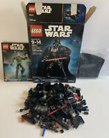 STAR WARS EPISODE 4/5/6 LEGO 75111 DARTH VADER SOLD AS-IS UNCOUNTED PCS.