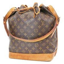 Authentic LOUIS VUITTON Noe Monogram Shoulder Tote Bag Purse #36831