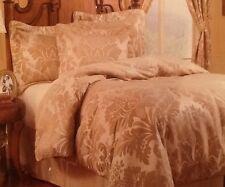 American Century Home Luxury Fancy LAWSON 4-Piece Comforter Set, Queen