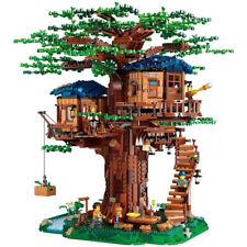 LEGO MATTONCINI LA CASA SULL'ALBERO HOME TREE 3117 PEZZI CONSEGNA IN 7 GIORNI