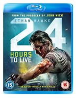 24 Hours to Live [Blu-ray] [2017] [DVD][Region 2]