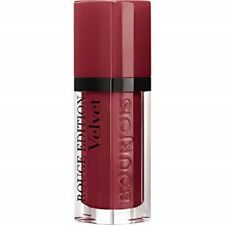 Bourjois Rouge Edition Velvet Matte Finish Lipstick Choose Your Shade New Sealed