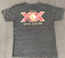 Dos Equis XX Cervesa Graphic Mexican Beer T-shirt Men's L Mexicana