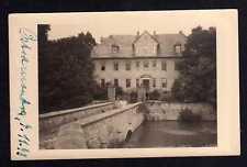 101570 AK Ostramondra Fotokarte Schloss Adel 1943 von Krosigk