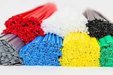 Plastic welding rods Starter 100 pcs PA PP/EPDM POM PP ABS HDPE PA/ABS