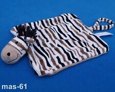 Happy Horse cebra encajable mantita knistertuch