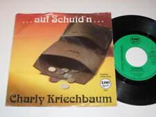 """7"""" /CHARLY KRIECHBAUM/AUF SCHUID`N .../Kiwi 1597"""