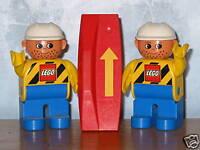 Lego Duplo Eisenbahn: Richtungswechsel Plättchen für E- Lok