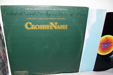 "David Crosby & Graham Nash The Best of LP EX+-NM Vinyl ""Promo Stamp/Thick Sleeve"