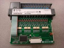 USED Allen Bradley 1746-IB16/C SLC 500 Input Module