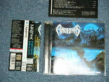 AMORPHIS Japan 1995 NM CD+Obi TALES FROM THE THOUSAND LAKES