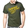Zuckerbrot ist aus! und Peitsche Sprüche Geschenk Lustig Spaß Comedy Fun T-Shirt