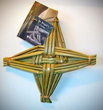 """St Brigid's Cross 8"""" Celtic Design 