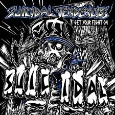 SUICIDAL TENDENCIES CD - GET YOUR FIGHT ON [EXPLICIT](2018) - NEW UNOPENED