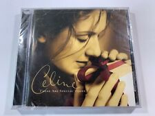 Celine Dion These Are Special Times Sealed Christmas CD w/A. Bocelli & R. Kelly