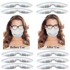 Anti Fog Nose Bridge Pads For Face Mask Protection Strip Seal Nose Cushion Sheet