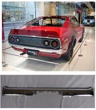 Nissan Skyline Kenmeri Ken & Mery Reproduction Rear bumper New (30-NS502)