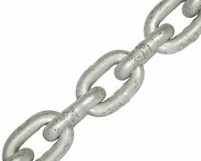 16 mm x 45mm Short Link Galvanised Anchor Mooring Chain Lifting Boat Yacht
