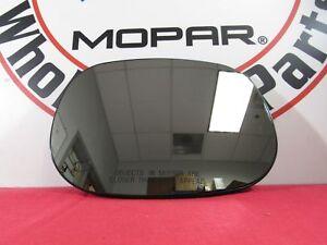 DODGE RAM DURANGO DAKOTA Passenger Side Foldaway Heated Mirror NEW OEM MOPAR