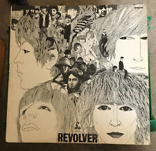 """Original 1966 The Beatles """"Revolver"""" Mono on Parlophone Made in England NM"""