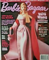 April 1999 Barbie Bazaar Magazine Volume 11, Issue 2 1999 Barbie Line