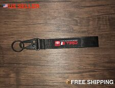 TOYOTA TRD Racing Keychain Wrist Lanyard with Metal Keyring - FREE SHIPPING!