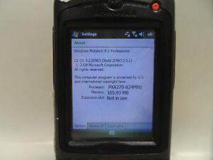 Motorola Symbol Pocket PC Barcode Scanner MC7596 - PZCSKZWG9WR wm6.1 Battery