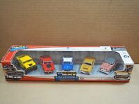 The Original Muscle Machines - 5 Pack  - Die Cast - 1:64 - New in Box