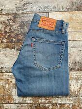 Levi's 511 Men's Blue Zip Stretch Jeans Size W28/L32