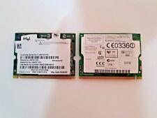 Genuine Intel PRO 2200BG WLAN PCI Express Laptop Modules WM3B2200BG