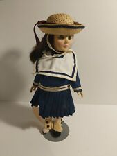 Vintage Effanbee Gi-Gi School Girl Doll (11 inches) with Tag Circa 1842
