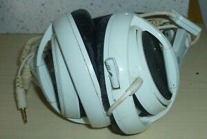 Steelseries Siberia V2 Gaming Headset, White, sound good