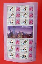 2008 CHINA HONG KONG STAMP  MNIT
