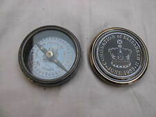 "2"" VINTAGE NAUTICAL BRASS COMPASS MARITIME HANDMADE DEIRECTIONAL POCKETCOMPASS"