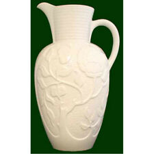 More details for royal creamware jug dahlia design 26cm oc66 art deco collectable piece