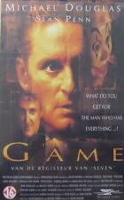 THE GAME - VHS