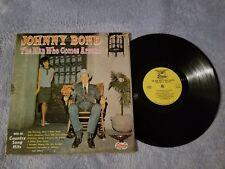 Johnny Bond / The Man Who Comes Around - Vinyl LP Record Album - Starday