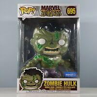 "Funko POP! Marvel Zombies - Zombie Hulk #698 [Walmart Exclusive] 10"" Jumbo"