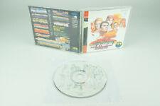 Neo Geo CD *Art of Fighting 3* OVP mit Anleitung NTSC-J