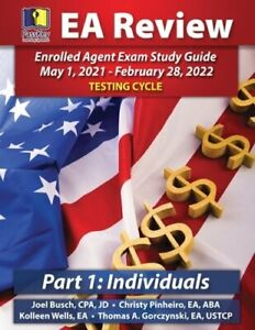 PassKey Learning Systems EA Review Part 1 Individuals; Enrolled Agent Study: New