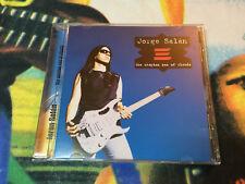 Cd Jorge Salan - The Utopian Sea of Clouds steve vai satriani paul gilbert