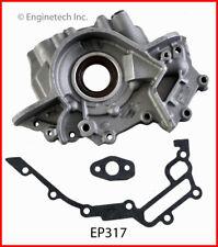 Engine Oil Pump ENGINETECH, INC. EP317