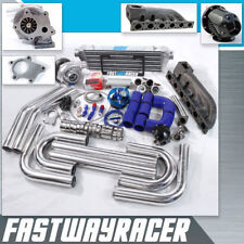 For BMW 323I 325I 328I E36 E46 V6 M50B25 M52B25 B54 B56 S50 T04E T3 Turbo Kit