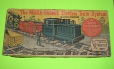 Marx-Tronic Electric Train System-Train with the Brain-Vintage Train Set #2892