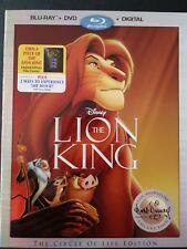 Disney The Lion King (DVD, Include Digital Copy)